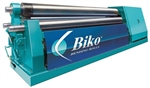 Image of BIKO - 3100 mm x 25 mm, Pre-bend capacity, Three Roll Double Initial Pinch Plate Bending Rolls