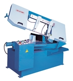Image of BIGSTONE - 270 x 410 mm Beam capacity, Semi Automatic Single Mitre Horizontal Bandsaw