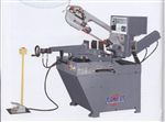 Image of TOMET - 230 mm Rounds, Manual Double Mitre Horixontal Bandsaw