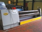 Image of MORGAN RUSHWORTH - 3000 mm x 4 mm, Pyramid Plate Bending Rolls