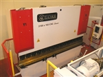 Image of DENER - 160 Ton x 3020 mm Over Bed, Downstroke Hydraulic SYNCRO CNC Press Brake