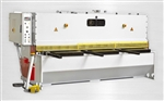 Image of DENER - 2600 mm x 6 mm, Hydraulic Swing Beam Guillotine Shear