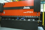 Image of AMADA PROMECAM - 170 Ton x 4000 mm Over Bed, Downstroke Hydraulic 8 axis CNC Press Brake