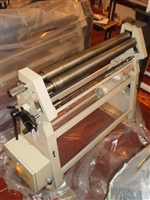 Image of SAHINLER - 1050 mm x 3 mm, Power Operated Initial Pinch Plate Bending Rolls