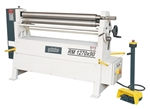 Image of SAHINLER - 1270 mm x 2.5 mm, Power Operated Initial Pinch Plate Bending Rolls