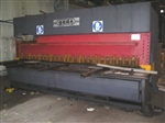 Image of GADE - 4050 mm x 13 mm (Max. 4050 x 16mm) Hydraulic Variable Rake Guillotine Shear