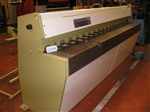 Image of EDWARDS - 2540 mm x 3.5 mm, Direct Drive Mechanical Guillotine Shear