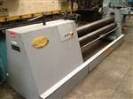 Image of MORGAN RUSHWORTH - 2500 mm x 6 mm, Pyramid Plate Bending Rolls