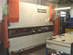 Image of EDWARDS PEARSON - 100 Ton x 3100 mm Over Bed, Downstroke Hydraulic CNC Press Brake