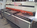 Image of DURMA - 3,000 mm x 6 mm, Hydraulic Variable Rake Guillotine Shear