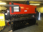 Image of AMADA PROMECAM - 100 Ton x 3,000 mm Over Bed, Hydraulic Upstroke CNC Press Brake